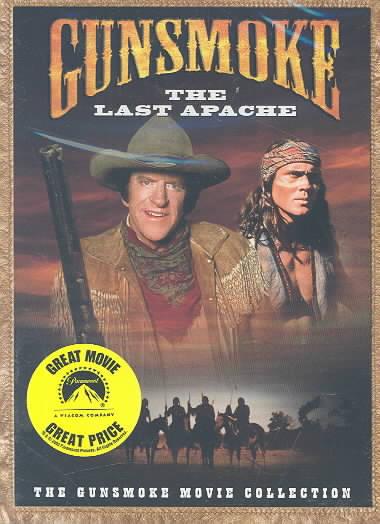 GUNSMOKE:LAST APACHE BY GUNSMOKE (DVD)