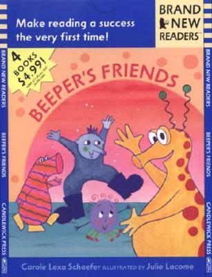 Beeper's Friends By Schaefer, Carole Lexa/ Lacome, Julie (ILT)
